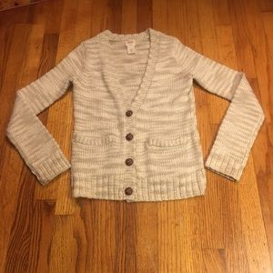 Missimo Cable Knit Cardigan